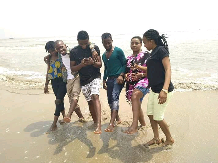 Beautiful Photos Of The Longest Sand Beach In West Africa, Ibeno Beach