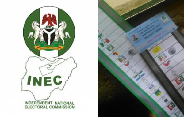 INEC Logo INEC Best Photo INEC Denies Claims Of Ballot Papers Being In Hands Of Politicians