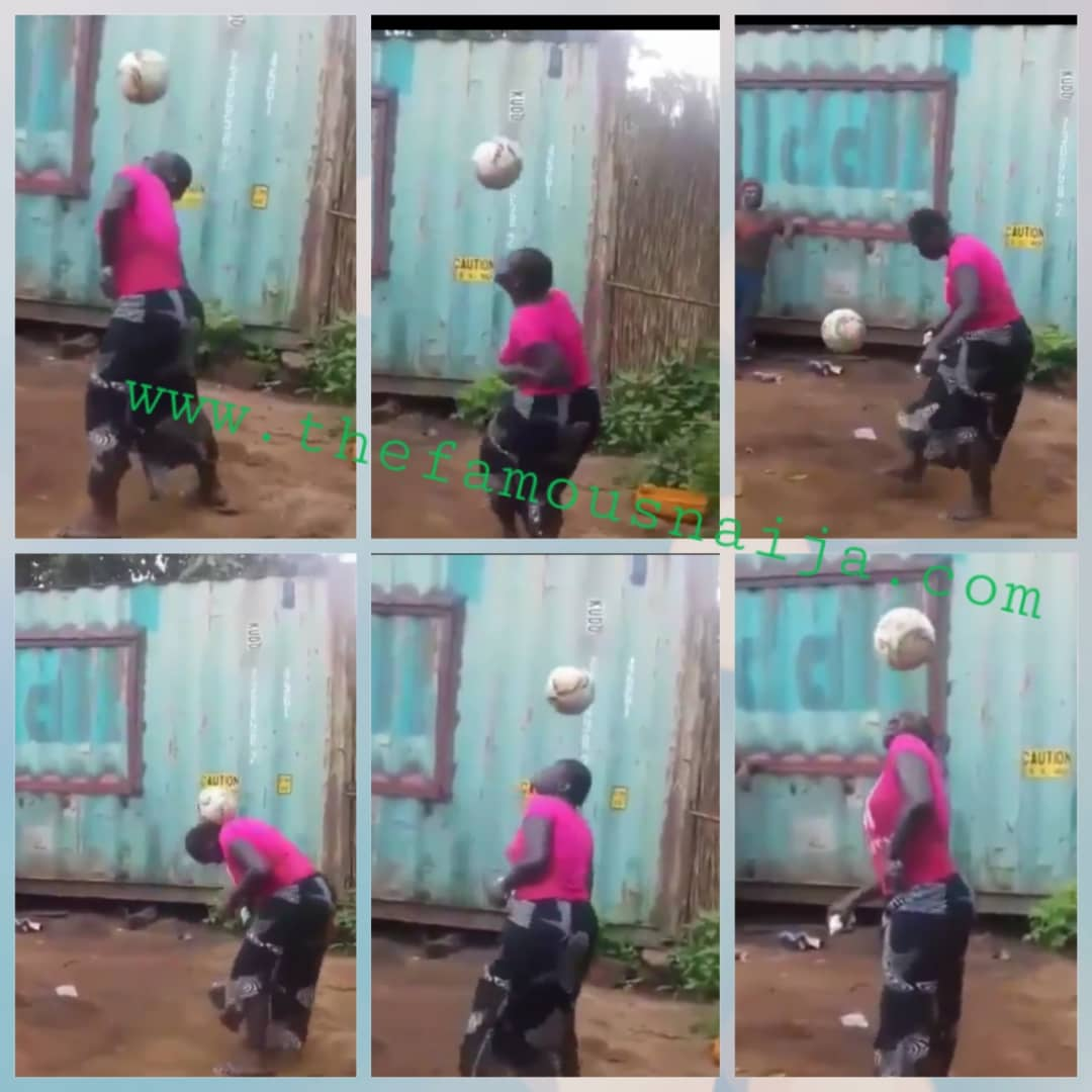 """""""This Woman Is A Better Footballer Than Some Men"""" (photos, Video)"""
