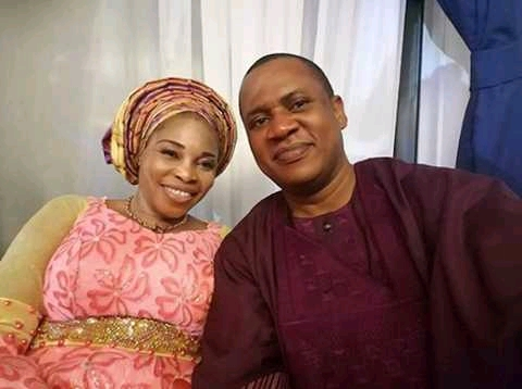 Tope Alabi: I Am Always The First To Apologize To My Husband