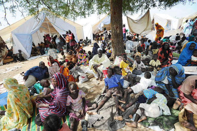 IDP 40,000 Nigerian Refugees Chased Out Of Cameroon Returnees