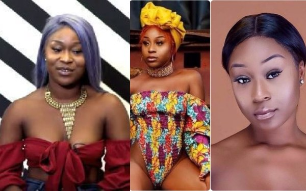Efia Odo: I Lost My Virginity At The Age Of 16