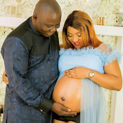 I Was Barren For 16 Years, Used My Sister's Kids To Cover My Shame – New Mum Family Pregnant Photo