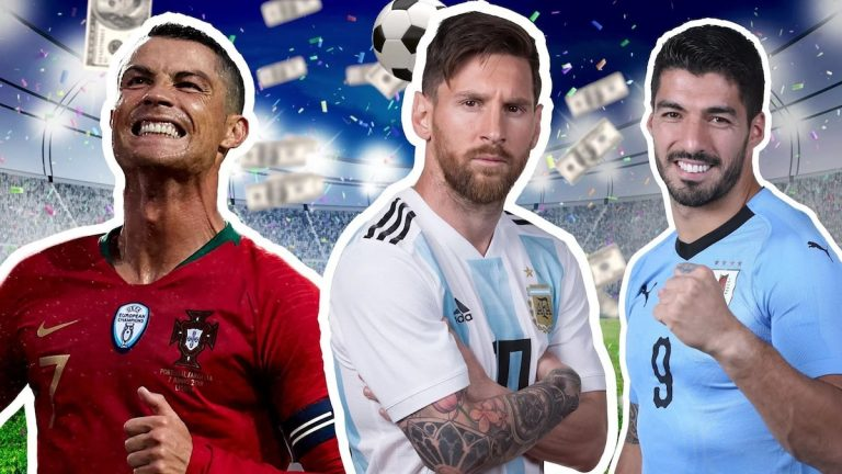 Highest-paid Footballers In Europe Highest Paid Players Best Players In The World