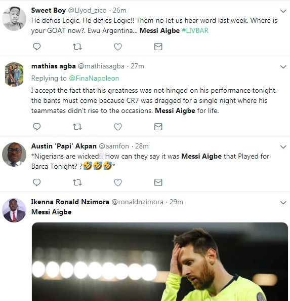 Mercy Aigbe Reacts To Twitter Trend As People Compares Her To Lionel Messi3