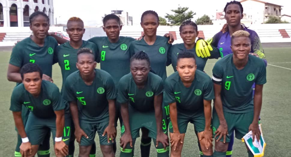 Nigeria Beat Their Burkina Faso Counterparts2