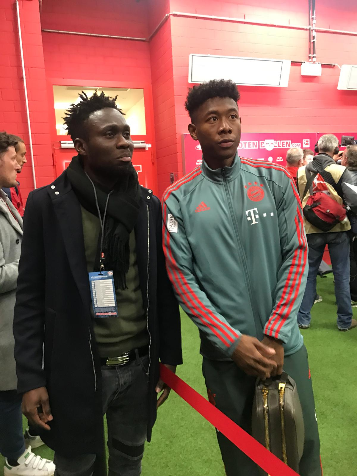 Nigerian U-17 Coaches Never Demanded Money From Me - David Alaba4