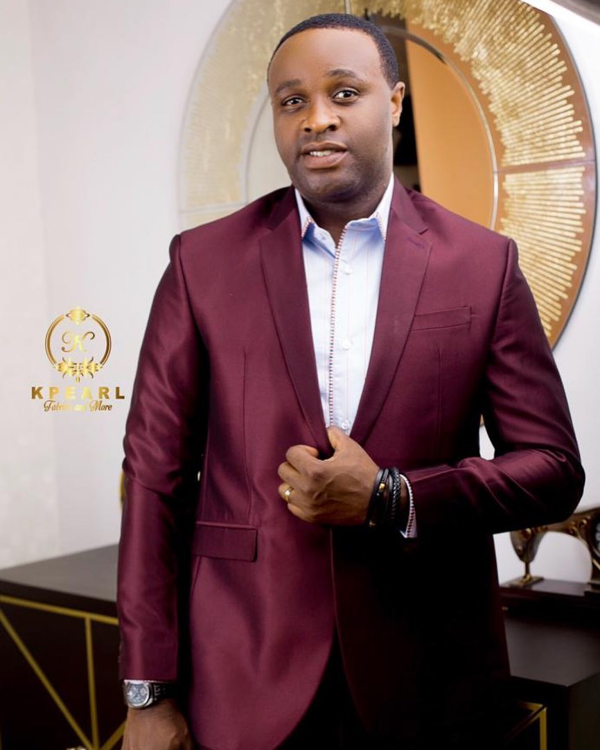 Actor Femi Adebayo Celebrates His Grown Up Daughters Birthday1