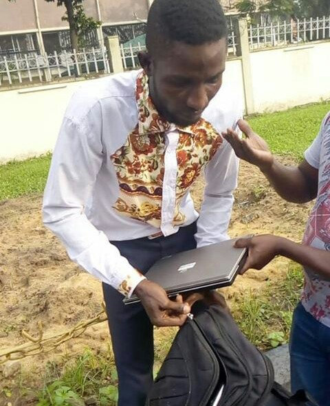 Man Robbed After Giving A Stranger A Lift In Lagos (Photos)1